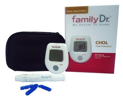 Alat Cek Cholestrol Family Dr