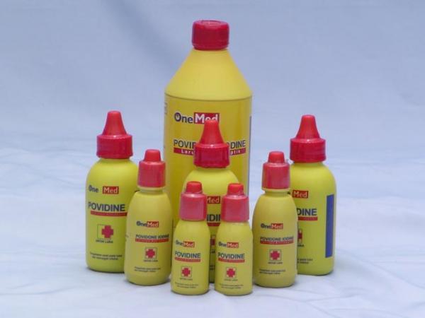 Povidone Iodine / Betadine Onemed