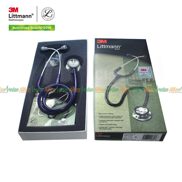 STETOSCOPE LITTMANN CLASSIC II PURPLE 2209