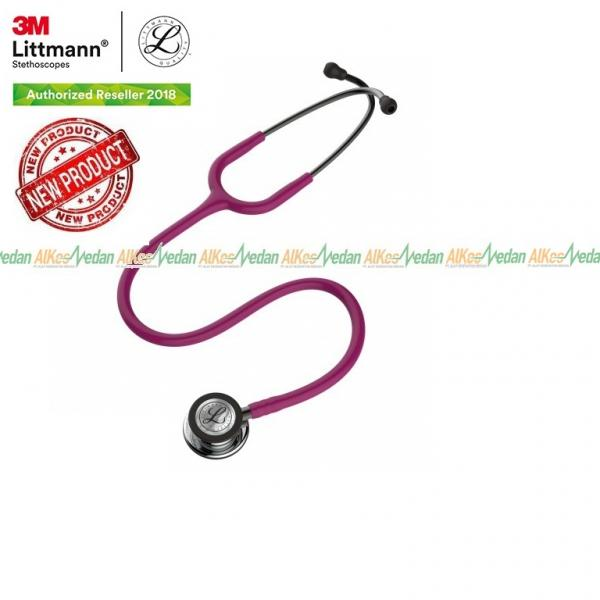 STETOSKOP CLASSIC III RASPBERRY MIRROR FINISH 5862 3M LITTMANN LITMAN
